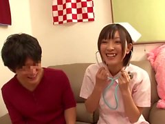 Enfermeira galinha yuzu