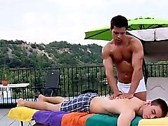Masseur Muscly exterior