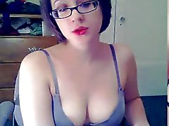 faculdade vadia se masturba na webcam