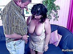 Saksan Äiti sekä isän sisään porno Casting
