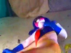 Asian aguja bdsm de tetona japonés Tigerr Juggs