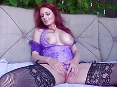 Kinky Milf Shanda Fay Fucks in the Backyard!