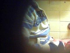 Umumi tuvalette Str8 ajan erkekler