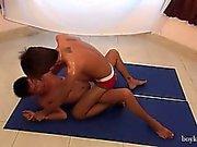Contest Lucha Libre Top Model de Boykakke