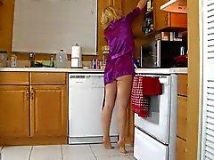 il mio la moglie impazzire fantasia di ( con cucina)