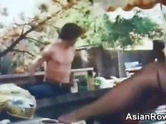 Asians Fucking Outside Classic