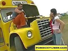 Yellow Bus School Teen