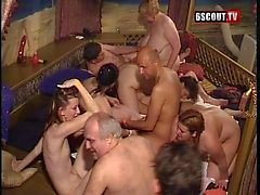 Group caldi Sex Party