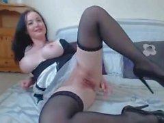 Amateur Maid Camgirl À gagfap