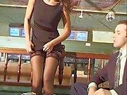 Karen Lancaume - DP au bowling