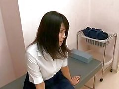 Schoolgirl Doctor Masturbation S...