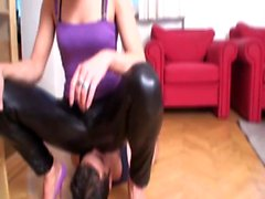 Mistress Turco escravos dominam