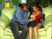 Big Tit Nonne Mathilda ottiene un Inserzione fissa Nelle filiformi