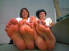 Sexy Feetfetish Sohlen