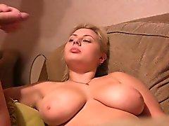 Blonde Blowjob in Sergijew-Possad