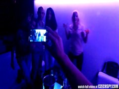 First SpyCam in Glasses - SEXY Amateur Teens Picked up at Disco