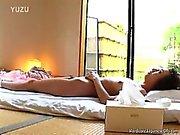 Zwoele Japanse MILF Smaakt Sommige Hard Pounding Sex