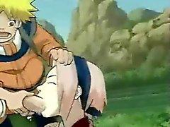 Witze Ficken - Naruto Doujinshi Kirschblüte tiefe Kehle