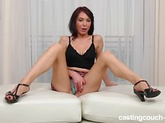 CastingCouch-HD Gabby the pretty white girl