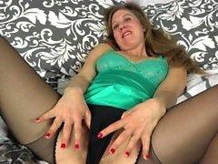 Amerikanische Mutter Valentine wird Spaß mit uns haben