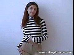 Armenier hårigt Mariam