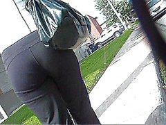 Pants Guardone Caratteristiche di yoga camminare su per strada