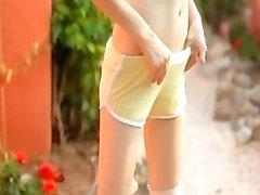 Petite skinny docka retas