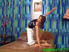 Ballet dancer gets boned