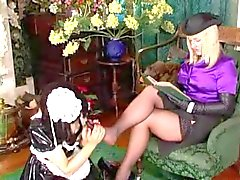 Pucelle Serves Lady