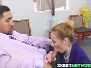 Hot babes Gigi Flamez and Katalina Mills sharing dads