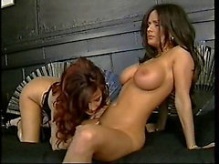 vhs Teresa and Vida fake lesbo softcore 01