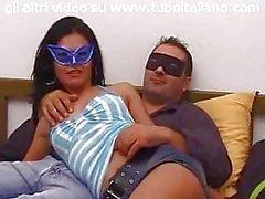 Coppia amatoriale verace Italian real amateur couple