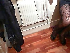 A danteller bodystocking canlı Laura alay ve Cumming