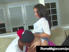 Watch Me Bang Puerto Rican Hottie Sheena Ryder's Cunt & Ass!