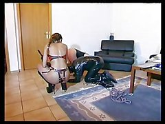 Fetisch dresur - Scene 1