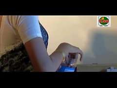 ---Indian beautiful Housewife Romance in Kitchen - YouTube