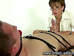 hot milf slut gives a wicked blowjob