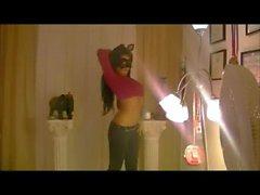 Del gatito Gothic de la danza danza del vientre - Amalfrida