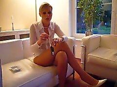 rökning blondin