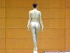 Gymnastik Desnudo / Голая гимнастка