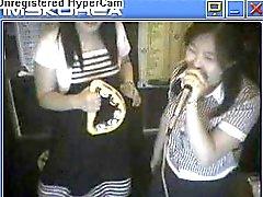korea Karaoke de franja de Cyberia demostración