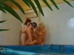 Silvia Saint - Orgías del cuarto de baño
