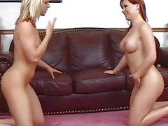 Lesbians Love Sex 03 - Scene 8