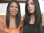 Latina Cassandra Cruz vs Mexican Lorena Sanchez