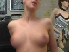 Perfect Body On Polish Model