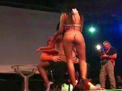 wild hot live sex show