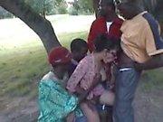 nadine and young blacks