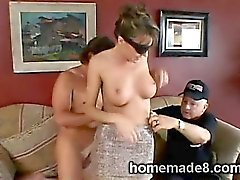 Crazy homemade scenes with beautiful amateur babes
