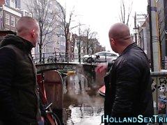 Киска голландской шлюхи
