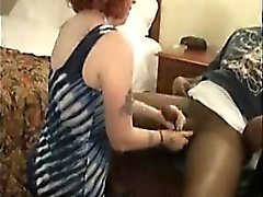 Sexy redhead wife loves that big b Sylvie from 1fuckdatecom